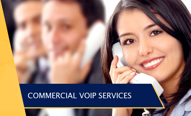 Commercial Voip Services